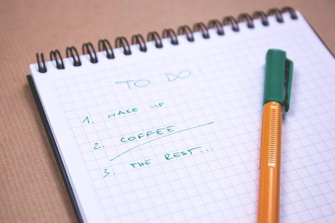 Tagesplanung - halb geplant ist schon erledigt, oder doch nicht? Litano Coaching